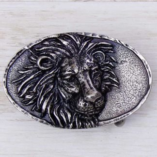 BUCKLE WILD AFRICA MB1 LION