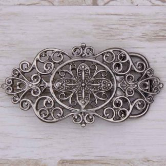 Buckles Retro AH1 FILIGREE CURL