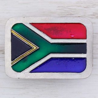 Buckle Urbanwear No.109PR RSA SOUTH AFRICAN FLAG