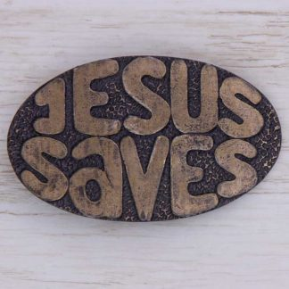 Buckle Urbanwear No.145 JESUS SAVES