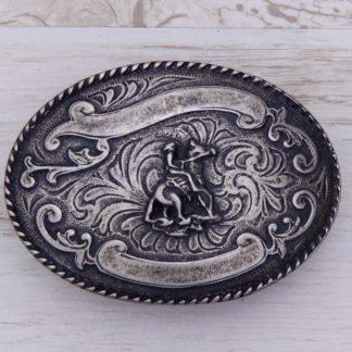 BUCKLE HORSE No.148 BRONCO BILLY