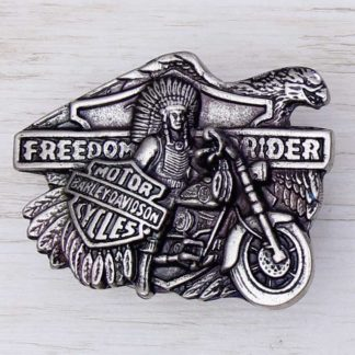 BUCKLE WHEELS No.53 FREEDOM RIDER