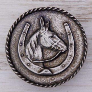 BUCKLE HORSE No.61 GOOD LUCK HORSE