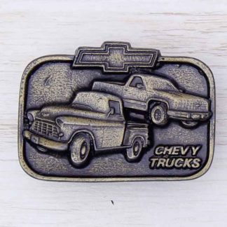 BUCKLE WHEELS No.67PR CHEVY TRUCKS