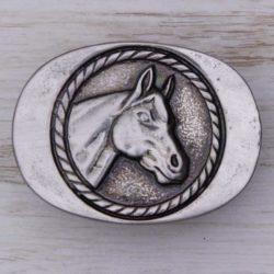 Buckle Horse