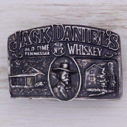 BUCKLE WESTERN No.90 JACK DANIEL'S WHISKEY