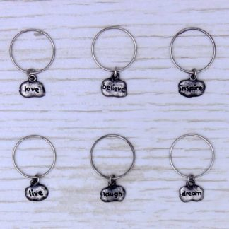 Wine Glass Charms INSPIRATION